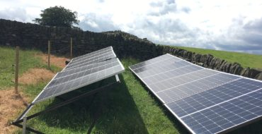 Water Solution Solar panels